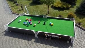 FootBilard - Atrakcja na eventy, do klubów i do stref kibica